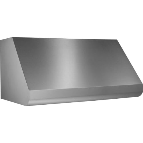 """Broan E6048T 1200 CFM 48"""" Wide Stainless Steel Wall Mounted Range Hood with Heat"""