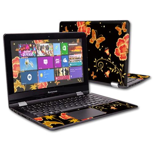 "Skin Decal Wrap for Lenovo Flex 3 11"" cover sticker skins Flower Dream"