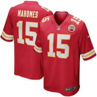 Patrick Mahomes Kansas City Chiefs Nike Game Player Jersey - Red