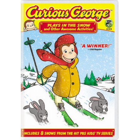 Watch Curious George Halloween Episode (Curious George: Plays In The Snow)