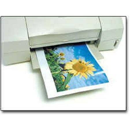25 Sheets of Matte Inkjet Printable Magnetic Paper 8.5