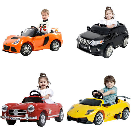 Your Choice Battery Powered Ride-On Bundle
