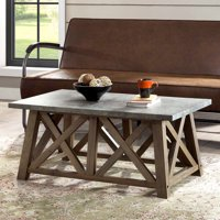Deals on Better Homes and Gardens Granary Farmhouse Coffee Table