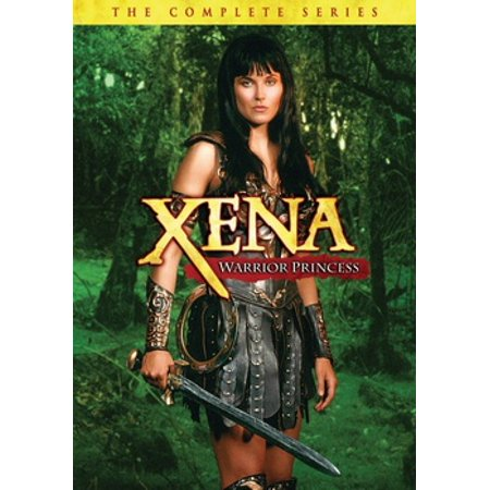 Xena Warrior Princess: The Complete Series (DVD)