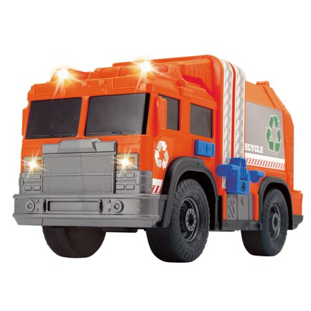 Dickie Toys - Light & Sound Recycle Truck