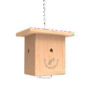 Pine Wood Carpenter Bee Box Trap