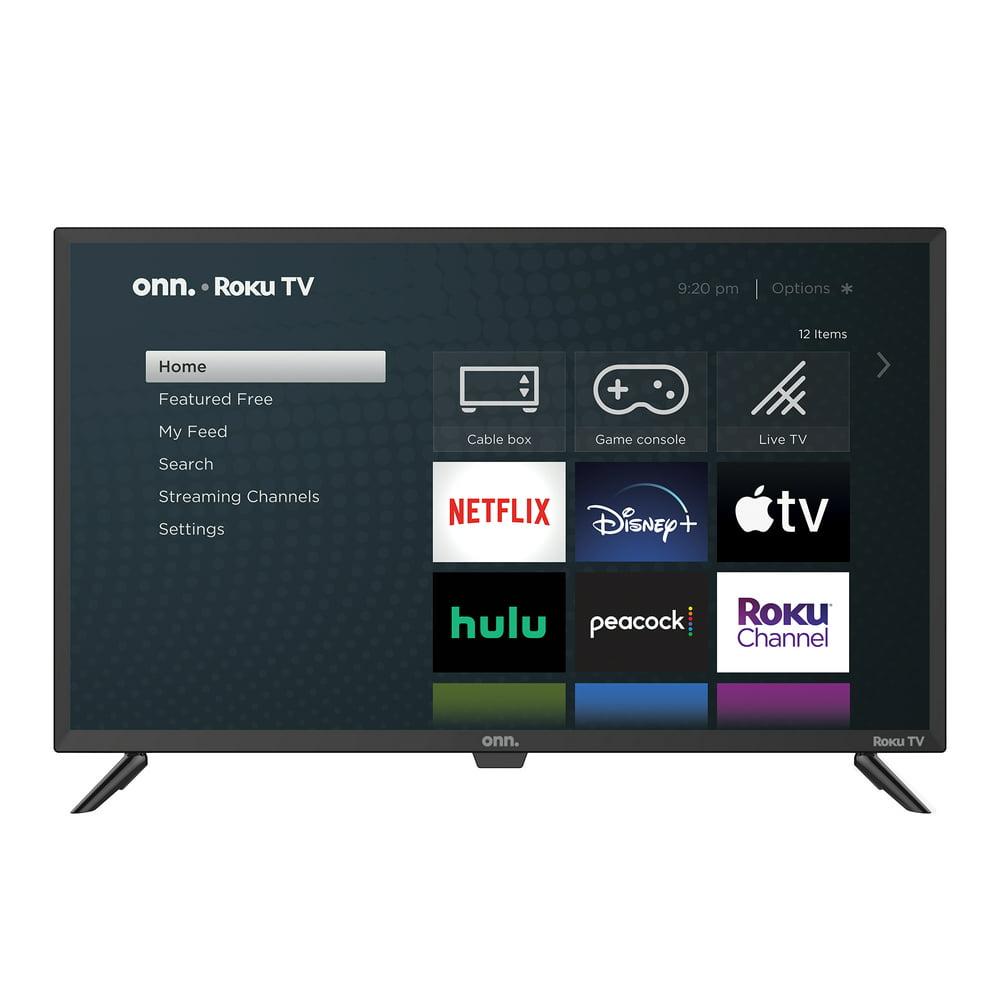 "onn. 32"" Class HD (720P) LED Roku Smart TV (100012589)"