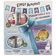 New Baby Essentials Kit | A Gift Set for New Moms | 6 Products Featuring & Boudreaux's Butt Paste Products, Everything you need to safely and.., By Little Remedies