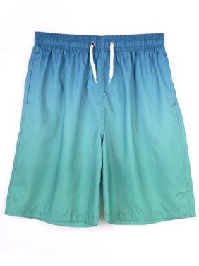 0f77eae5f6 Product Image LELINTA Men's Swim Shorts Beachwear Trunks Surf Quick Dry  Boardshorts Swimwear Elastic Waist Drawstring, Green