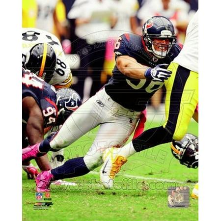 Brian Cushing 2011 Action Sports Photo