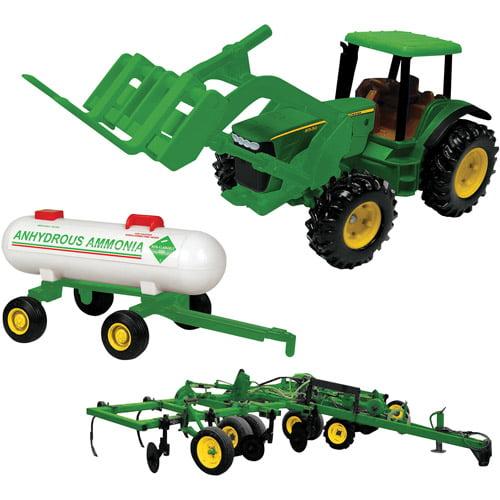 John Deere 8530 Tractor with Forklift