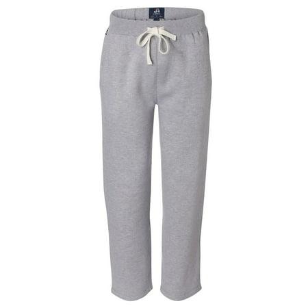 J America 8992 Premium Open Bottom Sweatpants