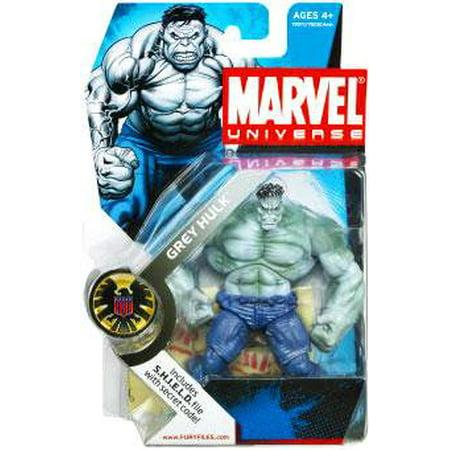 Marvel Universe Series 2 Grey Hulk Action Figure