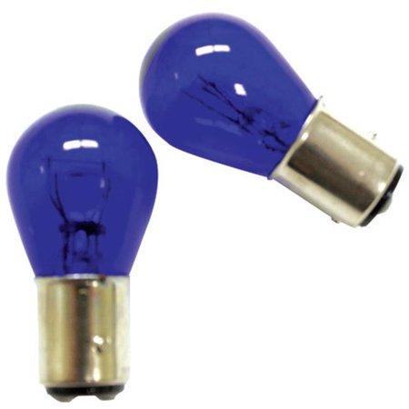 Colored Bulb 1157 Twist Mount Blue