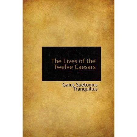 The Lives Of Twelve Caesars Image