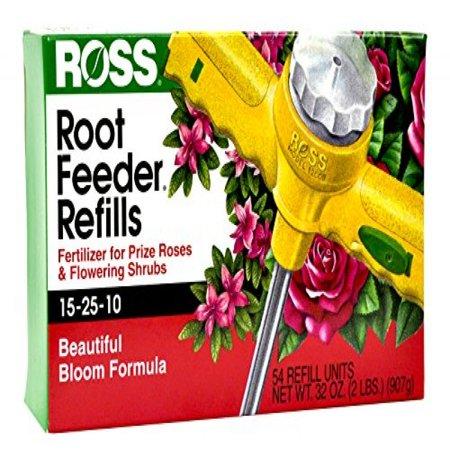 Ross Rose Flowering Shrubs Fertilizer Refills For Root Feeder 15 25