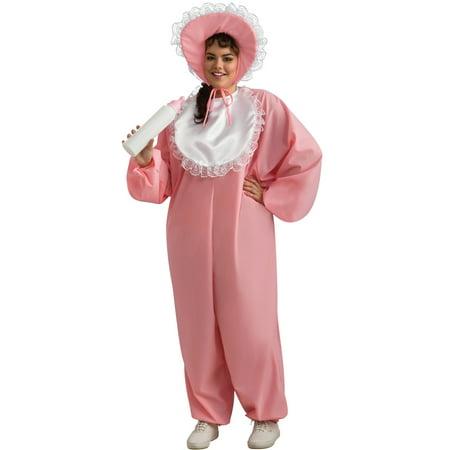 Baby Girl Adult Halloween Costume