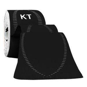 Kt Pro Therapeutic Synthetic Tape  Jet Black 6 Pack