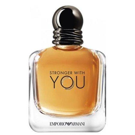 Giorgio Armani ESYMTS17 Emporio Stronger with You & EDT Spray for Men - 1.7 oz