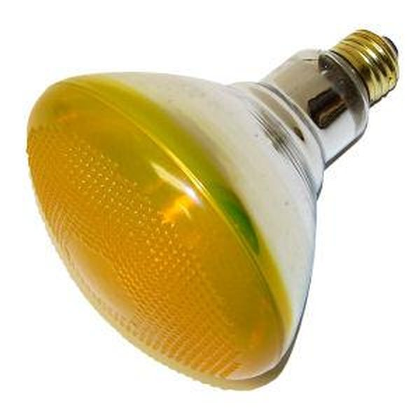 Westinghouse Lighting 04409 100-Watt Yellow Bug Flood Light Bulb