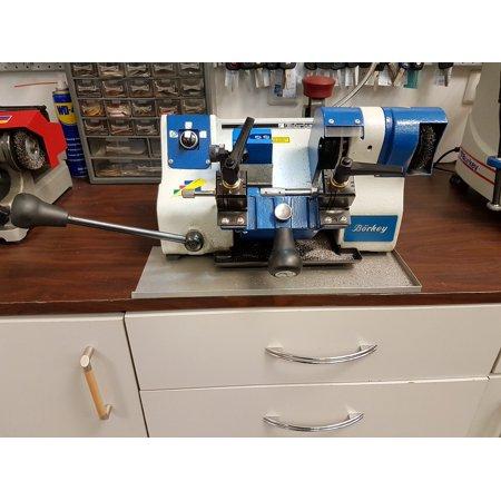 LAMINATED POSTER Key Cutting Machine Key Service Machine Poster Print 24 x 36