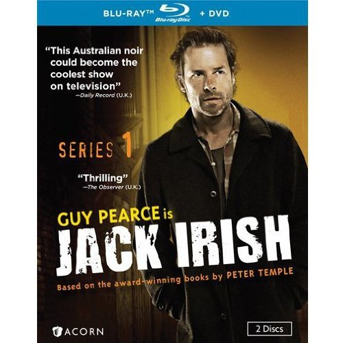 Jack Irish: Series 1 - Bad Debts / Black Tide (Blu-ray + DVD) (Widescreen)