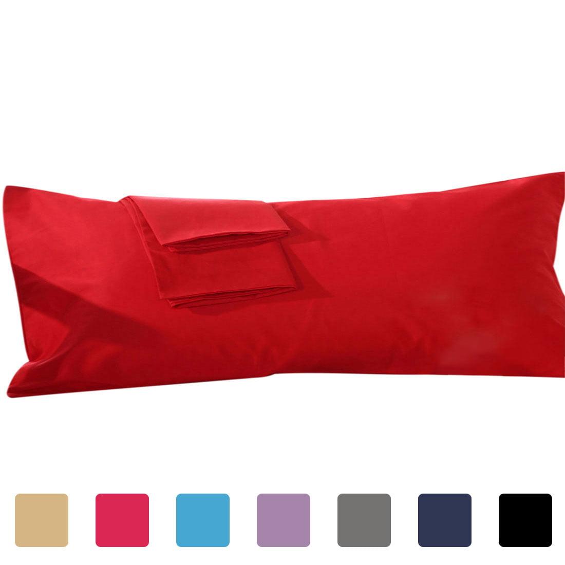 Body Pillow Case Cover Pillowshams Cotton Pillowcases ...