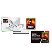 Microsoft Xbox One S 1TB Console with Red Dead Redemption 2