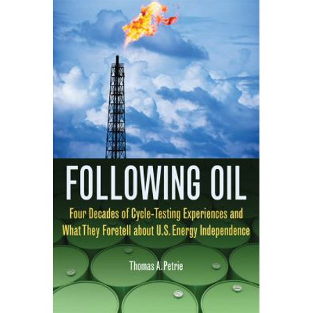 Following Oil  Four Decades Of Cycle Testing Experiences And What They Foretell About U S  Energy Independence