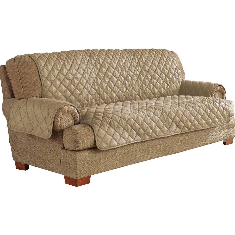 Serta Ultra Microsuede Waterproof Furniture Protector, Sofa