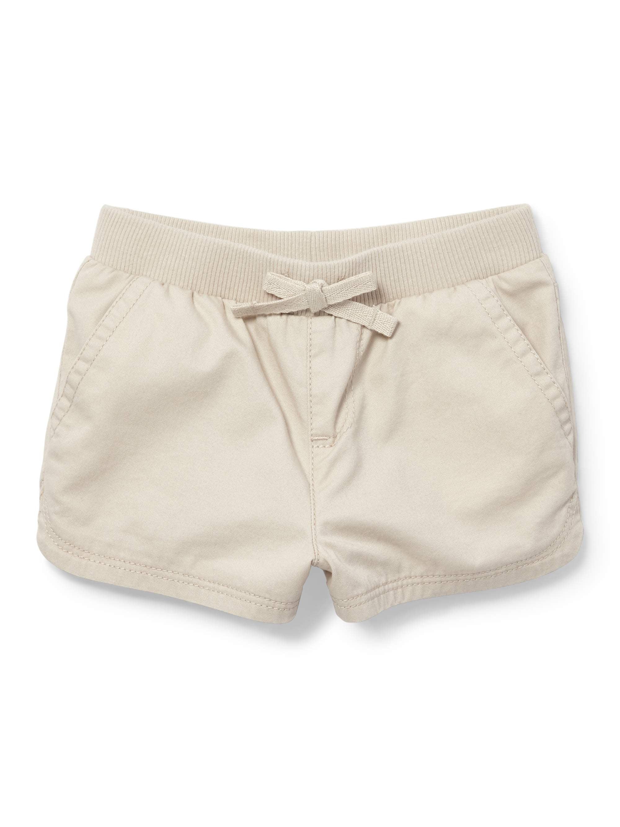 Solid Knit Short (Baby Girls & Toddler Girls)