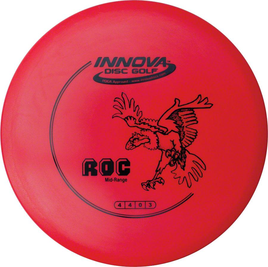 Innova Roc DX Mid-Range Golf Disc: Assorted Colors