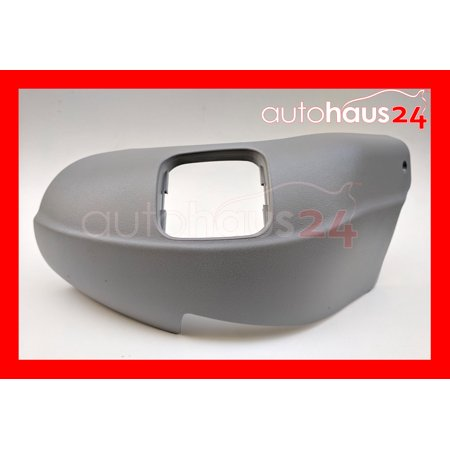 (MERCEDES BENZ W220 S CLASS S600 S430 00-02 DRIVER SEAT LEFT SIDE TRIM COVER GRAY)