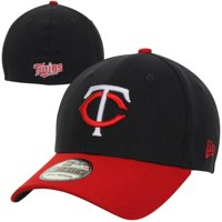 478046e8036f69 Product Image Minnesota Twins New Era MLB Team Classic Road 39THIRTY Flex  Hat -Navy