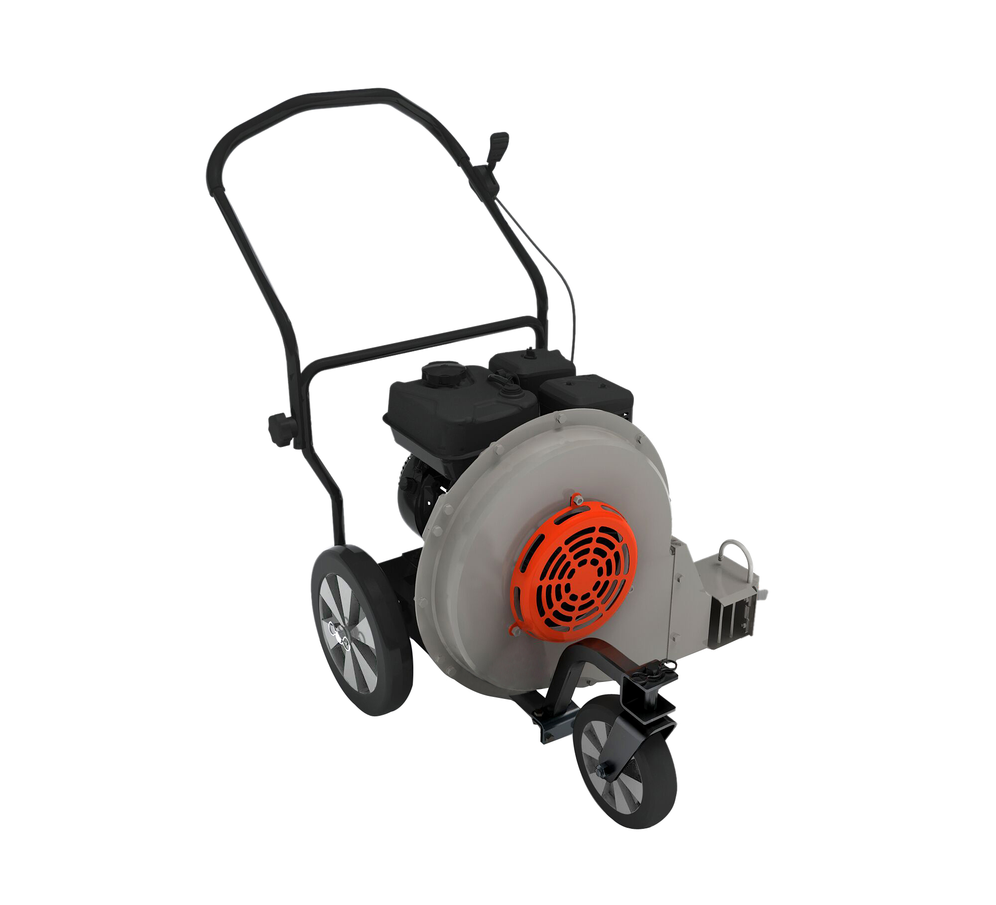 155 MPH 1250 CFM 180cc Commercial Duty Leaf Blower