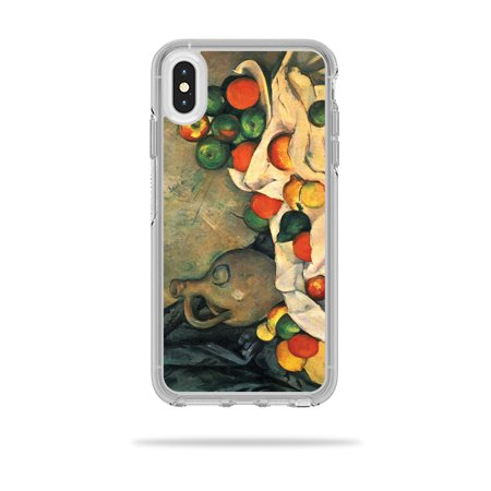 MightySkins Skin for OtterBox Symmetry iPhone XS Max Case - Jug And Fruit | Protective, Durable, and Unique Vinyl Decal wrap cover | Easy To Apply, Remove, and Change Styles | Made in the