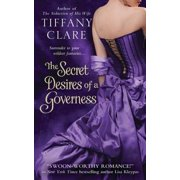 The Secret Desires of a Governess - eBook