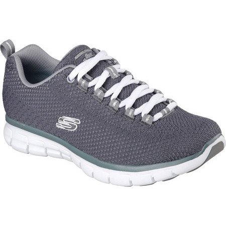 5bf4847b46cae Skechers Women's Synergy Safe and Sound Training Shoe,Gray,US 7 M