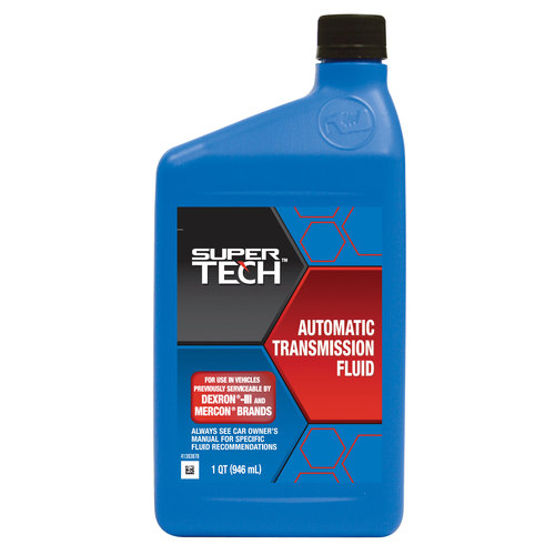 Super Tech Automatic Transmission Fluid