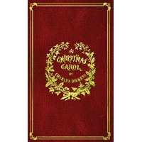 A Christmas Carol: With Original Illustrations in Full Color (Hardcover)