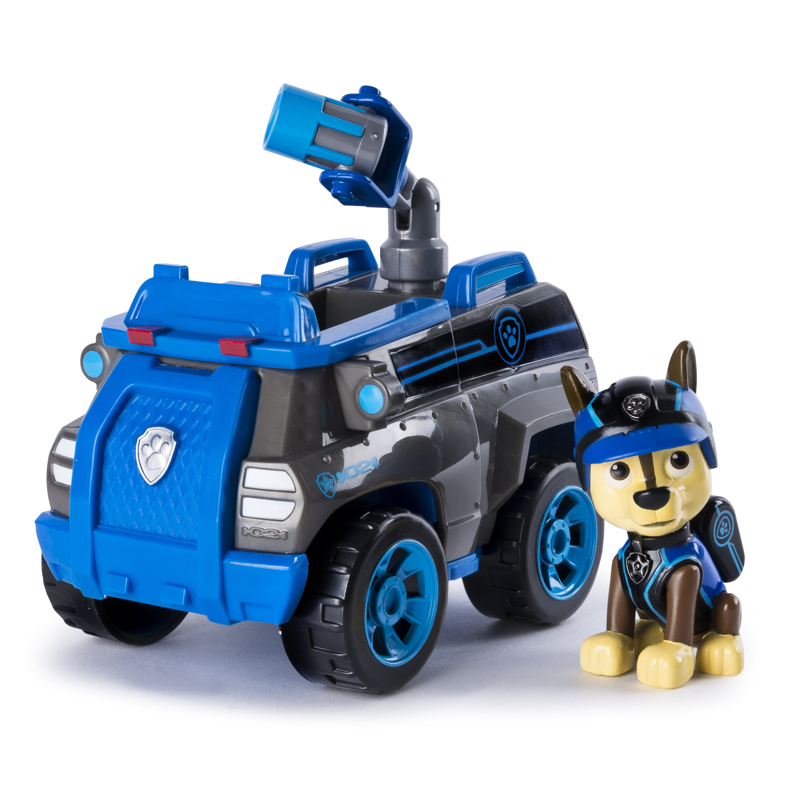Paw Patrol Chase's Tow Truck Figure and Vehicle by Spin Master Ltd