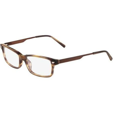 ALTAIR Eyeglasses A4039 210 Brown Horn 54MM - Walmart.com
