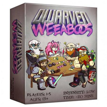 CGC Games CGC201 Dwarven Weeaboos Card Game - image 1 of 1
