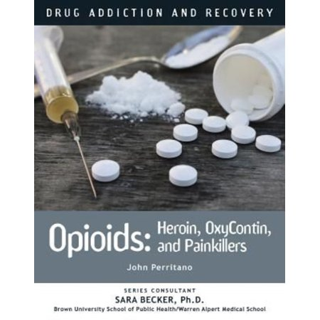 Opioids  Heroin  Oxycontin  And Painkillers