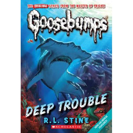 Deep Trouble (Classic Goosebumps #2) - Goosebumps Books Stay Out Of The Basement