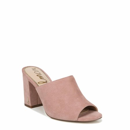 c1babaa1b32 Sam Edelman Women's Orlie Cameo Pink/Kid Suede Leather 8.5 M US