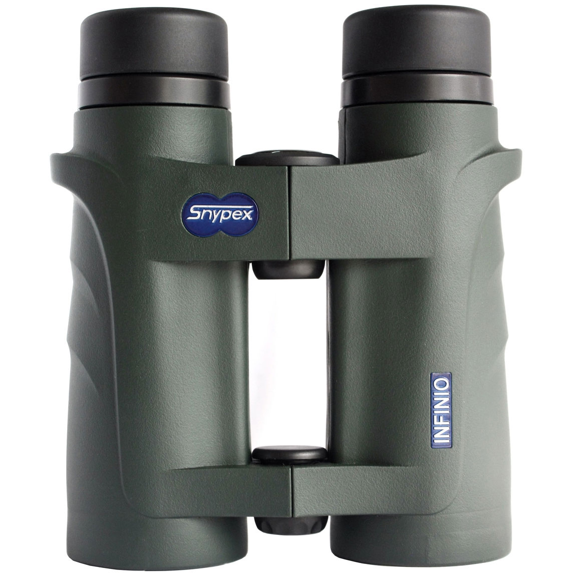 Snypex Infinio Focus Free 10x42 Binoculars with Case (Green)