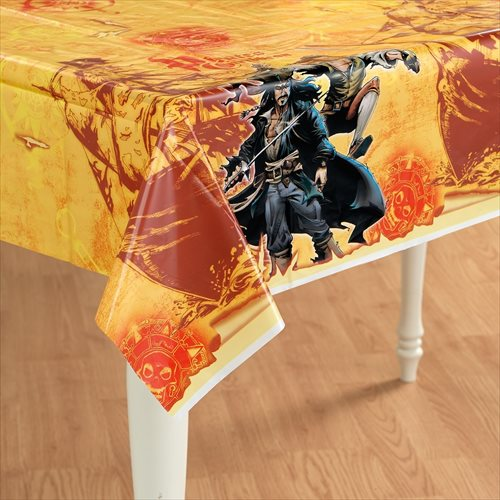 Pirates of the Caribbean Table Cover (1ct)