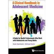 A Clinical Handbook in Adolescent Medicine - eBook