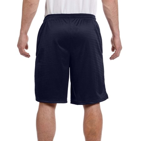 Best Champion 81622 Shorts Long Mesh with Pockets deal